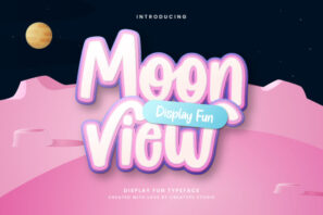 Moonview Display Children Fun