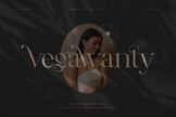 Last preview image of Vegawanty Modern Serif
