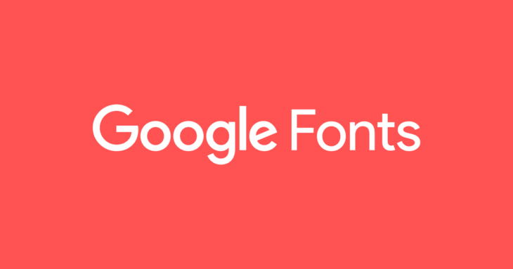 picture of Google Fonts, Typeface Solution for Web Designs