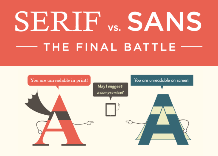 picture of A Comprehensive Guide on Serif Vs Sans Serif and How to Choose Them