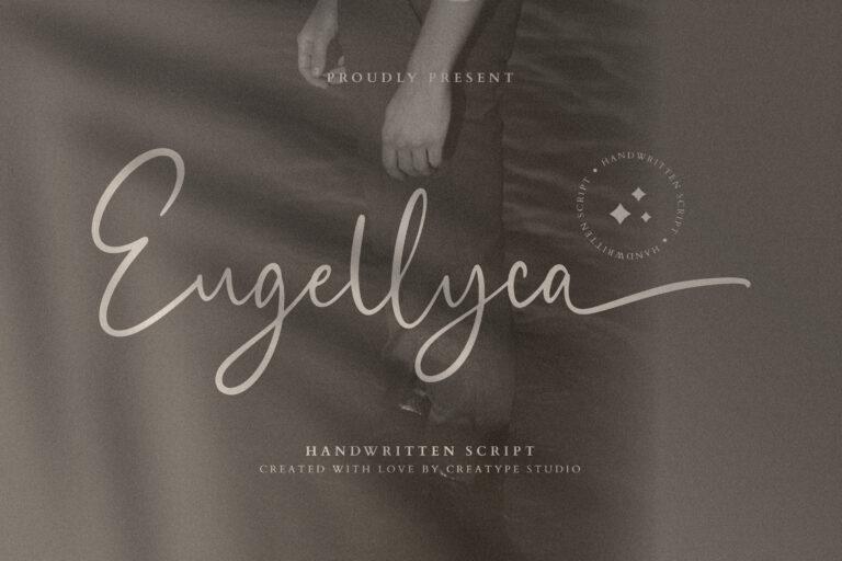 Preview image of Eugellyca Handwritten Script