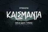 Last preview image of Kalemanja Display Quote