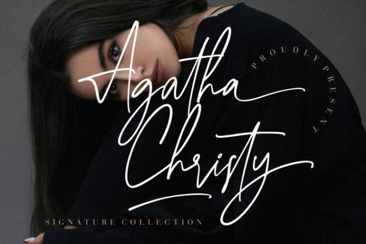 picture of 30 Stunning Signature Fonts to Create a Head-Turner Design