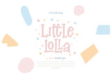 Last preview image of Little Lolla Fun Display