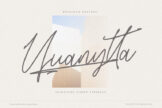 Last preview image of Yuanytta Signature Script