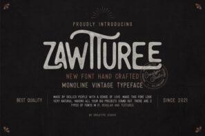 Zawturee Monoline Vintage