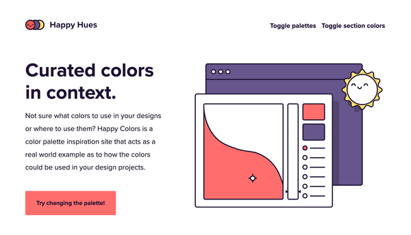 picture of Mix and Match Colors Easily with Happy Hues