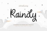 Last preview image of Raindy Monoline