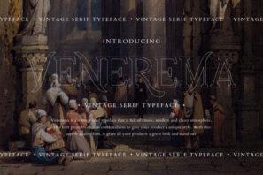 Venerema Vintage Serif