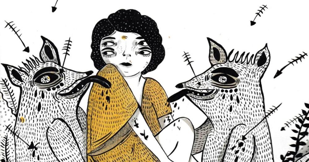 Jennifer Dahbura, ilustradora freelance y melómana