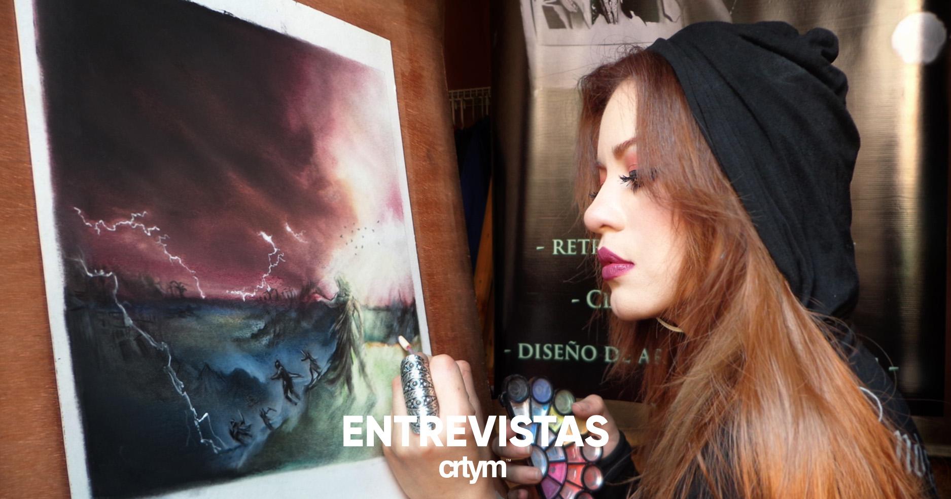 Entrevista: RoxanaBO Arts