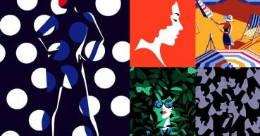 Malika Favre: artista e ilustradora francesa