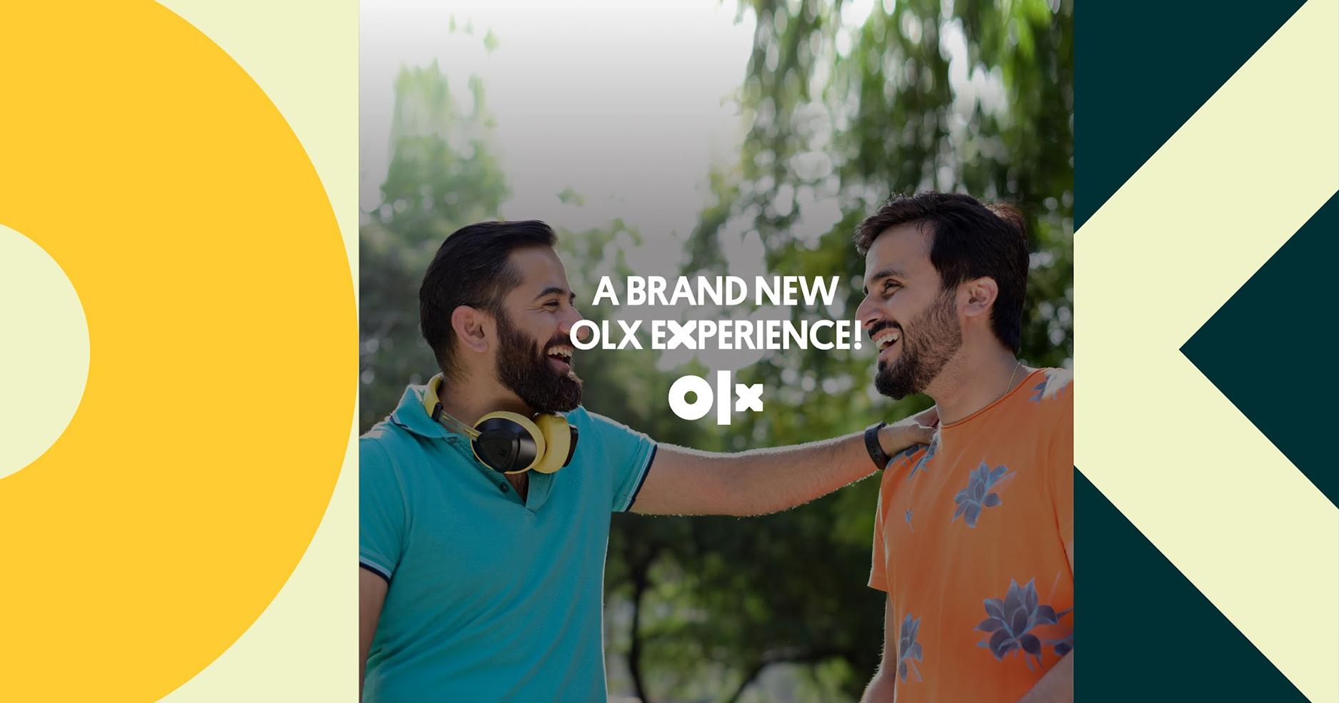 OLX cambió por completo su identidad
