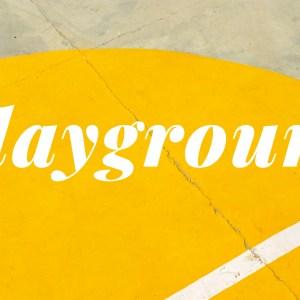 Porqué una sección playground en nuestro portafolio