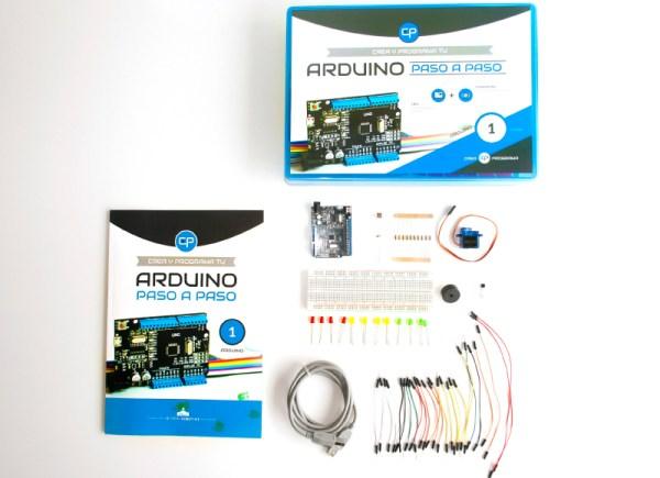 Libro Arduino mas componentes