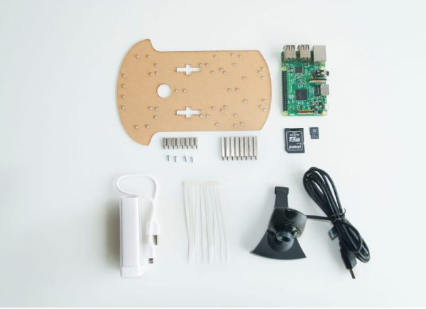 componentes electronicos camara vigilancia