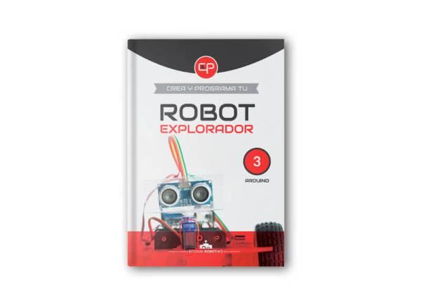 Portada libro Robot explorador
