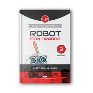 Libro alumno robot explorador