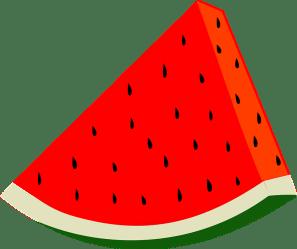 Watermelon Slice clipart Free download transparent PNG Creazilla