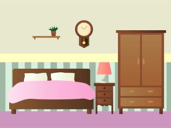 Bedroom clipart Free download transparent PNG Creazilla