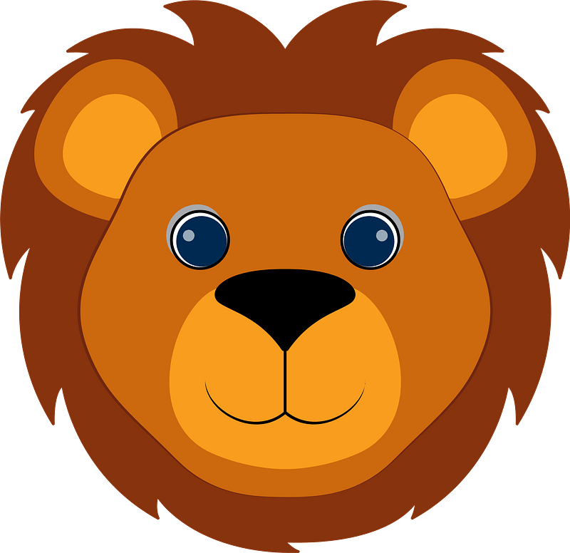 Lion Face Clipart Free Download Transparent Png Creazilla