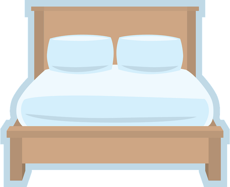 bed clipart free download transparent