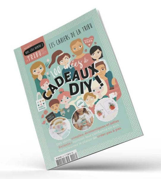La tribu des idées : le magazine familial du DIY