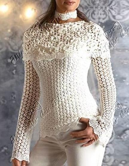 Categoria Uncinetto Abbigliamento Donna  Creazioni Rita