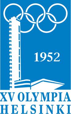 Logo de los Juegos Olímpicos de Helsinki, 1952