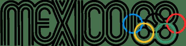Cartel de los Juegos Olímpicos de México, 1968