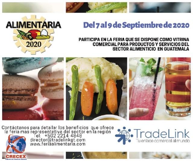 ALIMENTARIA 2020 - GUATEMALA