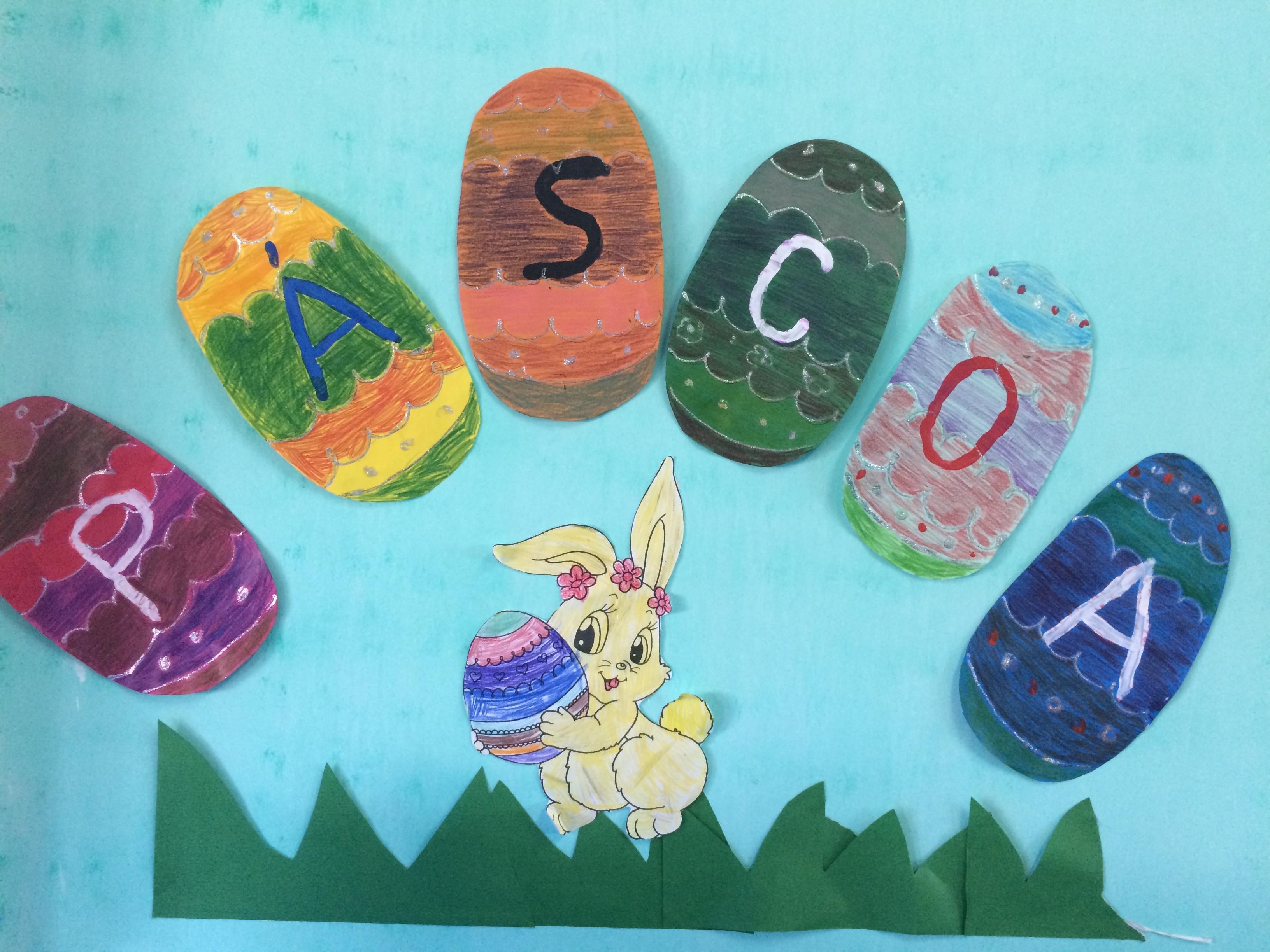Oficina de Páscoa – As Crianças Fizeram Seus Próprios Ovos de Chocolate!