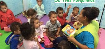 Contos, Fábulas e Histórias para Crianças – Os Três Porquinhos