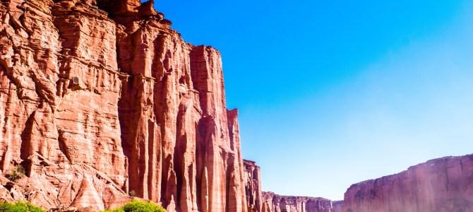 Talampaya y Valle de la Luna, dos grandes maravillas argentinas