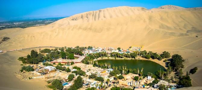 Nazca e Ica dos lugares por descubrir!!!