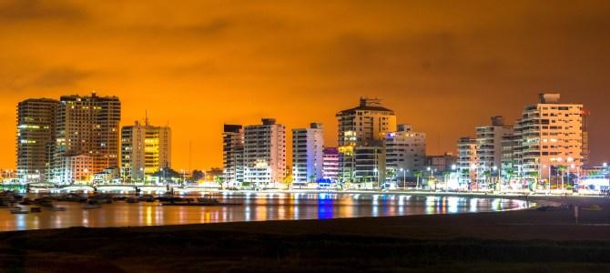 Salinas, nuestra casa en Ecuador.