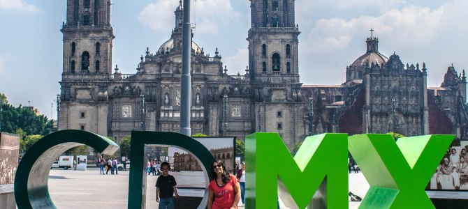 Ciudad de México, la gran capital!!!