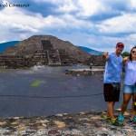 Ruinas de Teotihuacan, bienvenidos a la cultura Azteca!!!