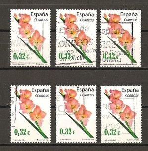 sellos españa 43