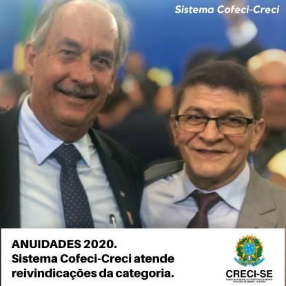 ANUIDADES 2020