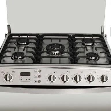 Cocina a Gas Indurama Segovia  5 Hornillas  Quarzo Croma