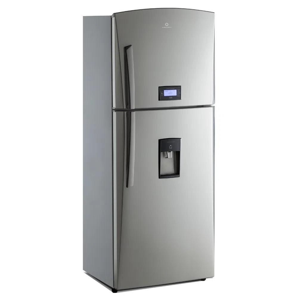 Refrigeradora Indurama 2P NF 585118 QZCRN RI585 381LT 18 pies  creditoseconomicos