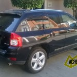 Jeep Compass Ltd Premium 2012 Negra Credac
