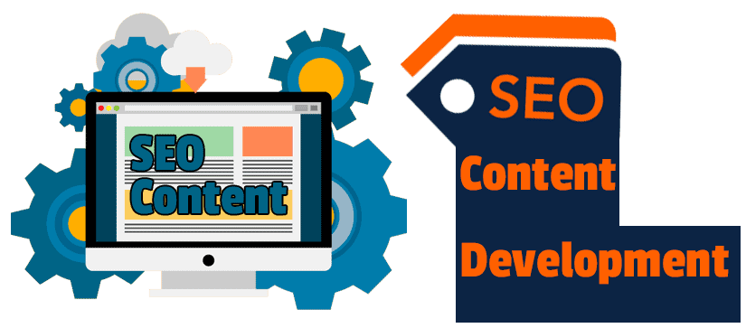SEO content development - Improve your organic search engine rankings