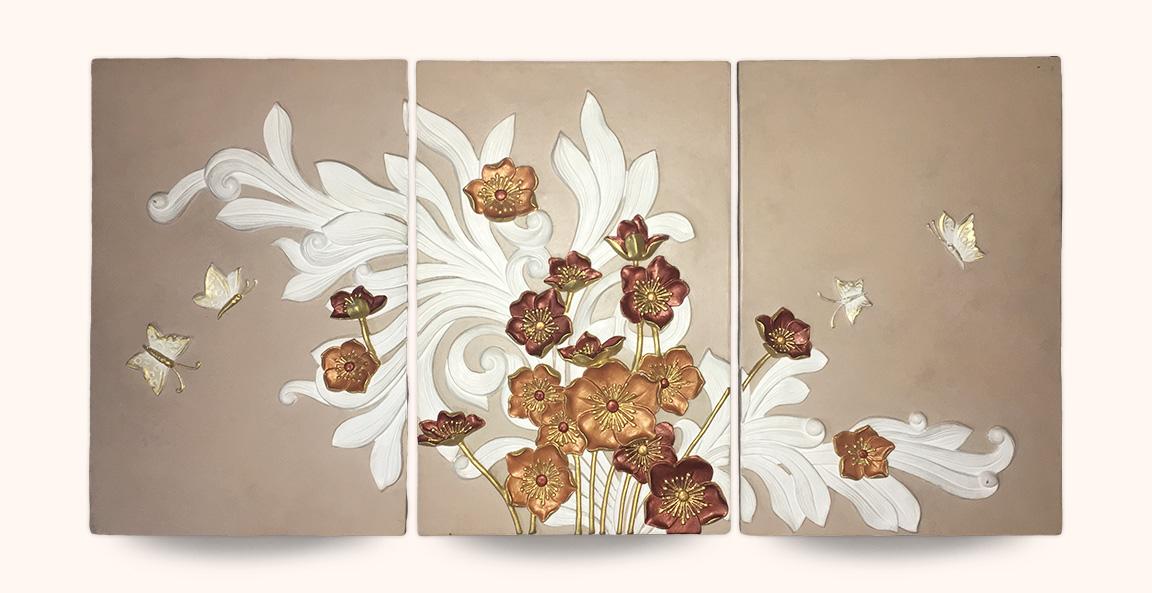 Floral – Mural Wall Art