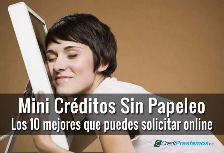 mini creditos sin papeleo
