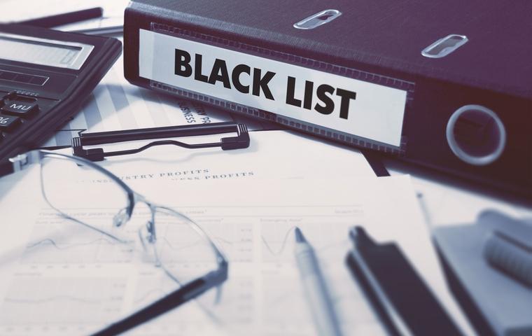 ブラックリスト