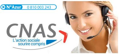 contact service client cnas