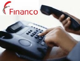 financo téléphone service client