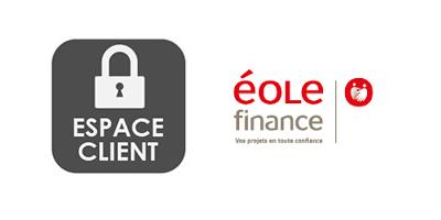espace client eole finance